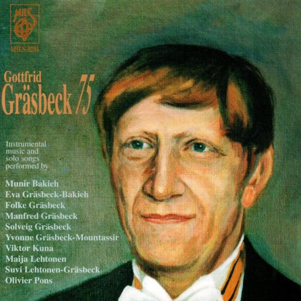 Gottfrid Gräsbeck 75