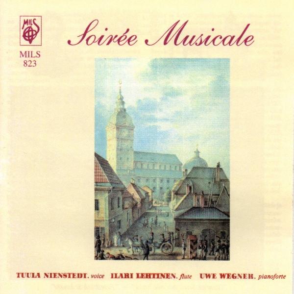 Soirée Musicale - Kamarikonsertti Turussa 1820-luvun tyyliin