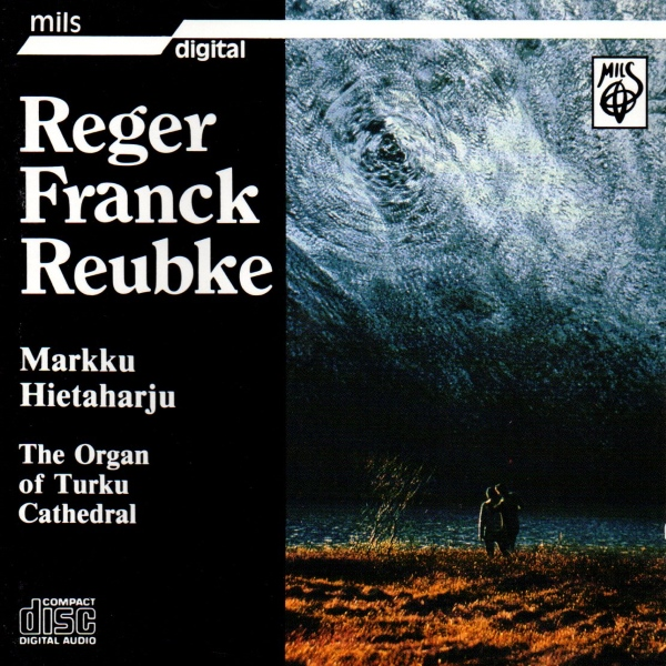 Reger Franck Reubke