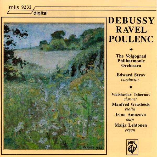 Debussy, Ravel, Poulenc