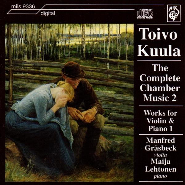 Toivo Kuula: Kamarimusiikki 2