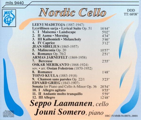 Nordic Cello