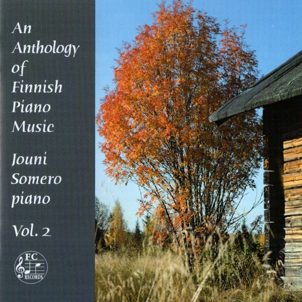 An Anthology of Finnish Piano Music 2