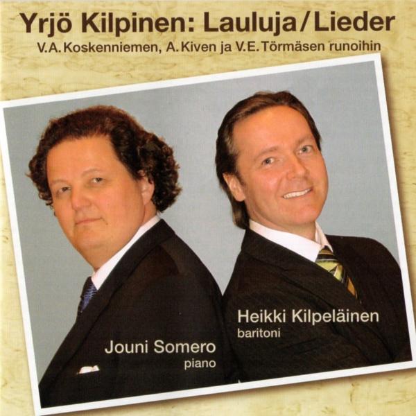 Yrjö Kilpinen - Lauluja