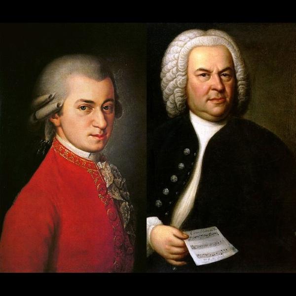 Bach ja Mozart