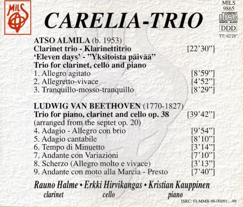 Carelia-Trio