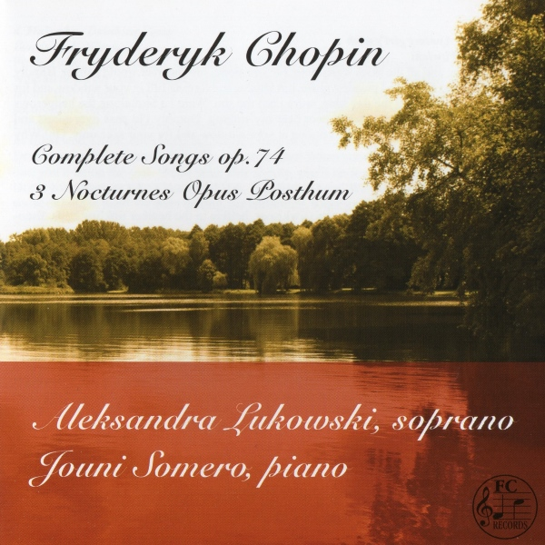 Chopin Complete Songs
