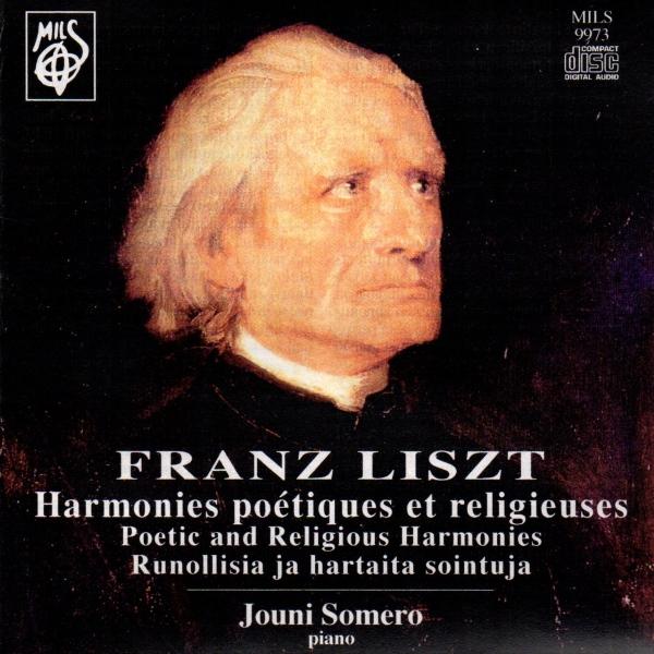 Franz Liszt - Harmonies poétiques et religieuses