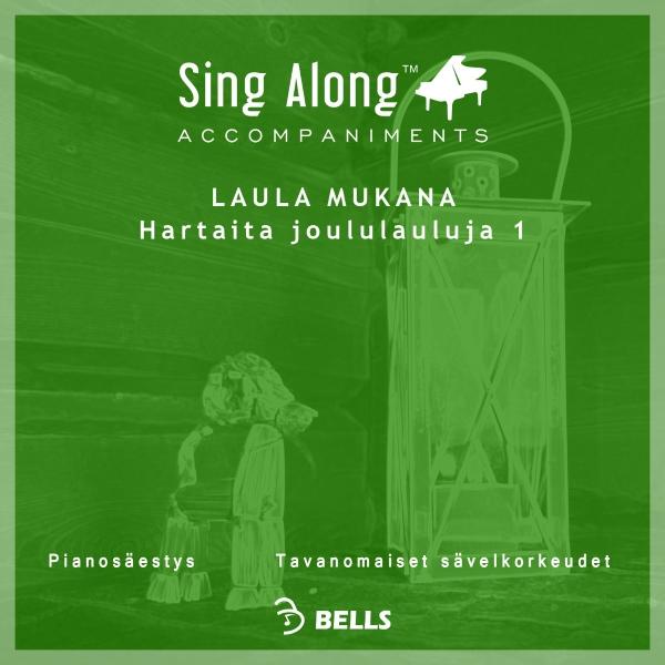 Laula mukana - Hartaita joululauluja 1