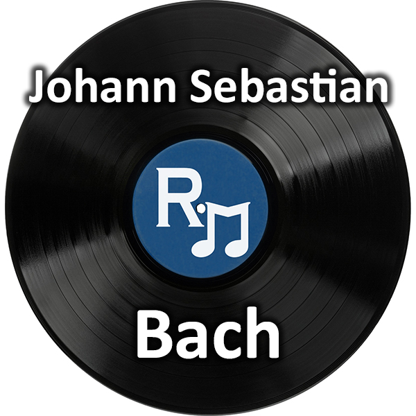 Bach Johann Sebastian