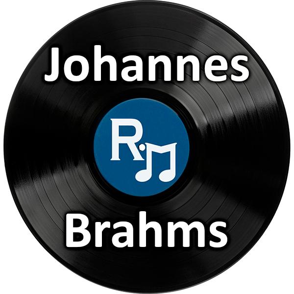 Brahms Johannes