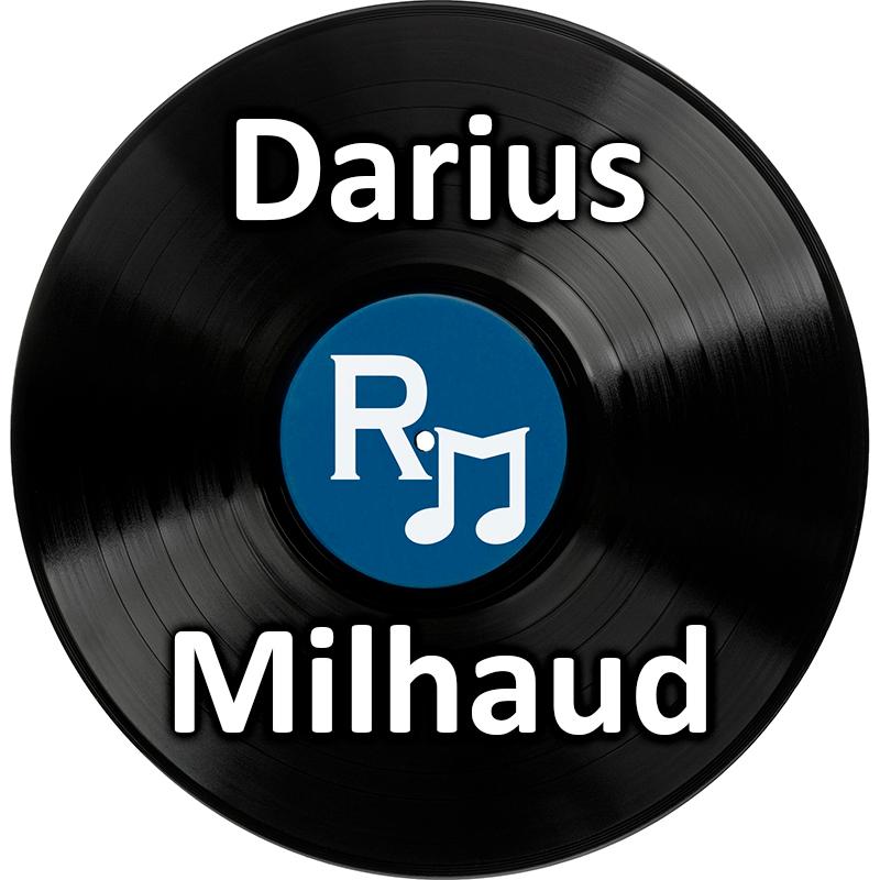 Milhaud Darius